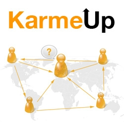 KarmeUp: Get Help for Projects Using a Global Collaborative Network