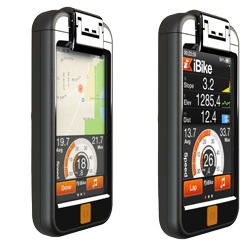 iBike Announces New Bike Computers for iPhone 5/4S/4 iBike® GPS+ (iPhone 5/4S) and iBike® GPS (iPhone 5/4S/4)
