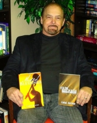 Author Cabot Barden Will be Doing a Book Signing at Winterboro Alabama April 12 and 13