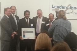 "PROLIM Corporation President Receives ""Leaders & Innovator Award"""