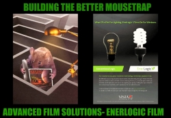 Advanced Film Solutions is Exhibiting Low E Energy Savings EnerLogic Window Tinting at the Upcoming Tampa Bay Home & Garden Show April 19-21, 2013 Tampa Convention Center