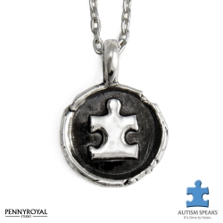 Pennyroyal Studio and Autism Speaks Release Puzzle Piece Charm