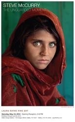 Laura Rathe Fine Art Announces Steve McCurry,