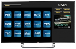 Fredio Free SmartTV Service Available Now in the LG Smart WorldTM TV App Store
