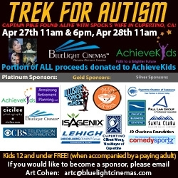Trek For Autism Event Featuring Original Cast Members to Benefit AchieveKids Schools