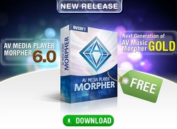 Audio4fun Announces Next Generation of AV Music Morpher Gold