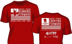 UTRS Runs to Support Wounded Warriors Project