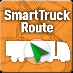 SmartTruckRoute Truck Routing App Now Offers 3D View  Expands Service to UK, and Australia