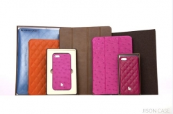 Jison Case Unveils Luxurious, Fashion-Forward Collection of Cases  for Apple and Android Devices at CTIA