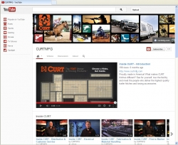 CURT Manufacturing Offers Over 100 Videos on YouTube for Dealer and Consumer Use