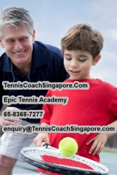 Tennis Lessons at Your Neighbourhood by Epic Tennis Academy