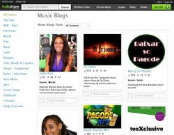Hulkshare to Unify the Online Music Blogosphere