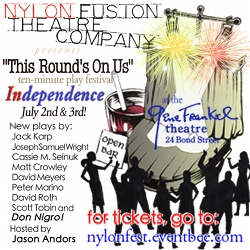 Nylon Fusion Theatre Company Announces the Playwrights for Their Festival: