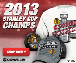 MyReviewsNow.net Together with Partner, the NHL Store Congratulate 2013 Stanley Cup Champions Chicago Blackhawks