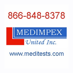 Medimpex United Inc. Offers New Oral Drug Test Product Under Oral Screen Brand