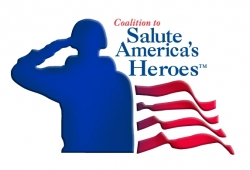 Coalition to Salute America's Heroes Awards $7,500 in Grants to VA Hospitals Across Western U.S.