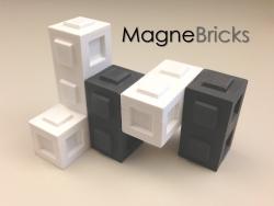 MagneBricks.com - Better Magnetic Building Blocks Kickstarter Campaign Just Launched