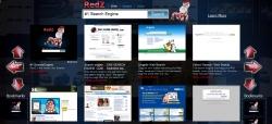 RedZ New Amazing Image Based Interface