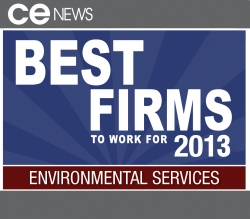 Zephyr Environmental Named a Best Firm to Work For