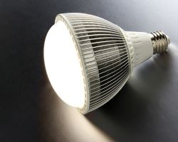 High-Lumen PAR38 LED Flood Lamps Offer 85% Energy Savings Over Filament Replacements