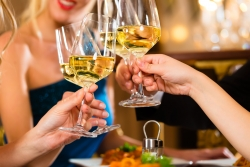 An Arrowhead Grill Wine Event in Pursuit of the Perfect Couple