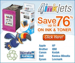 Popular Social Shopping Site MyReviewsNow.net Promotes Affiliate 4inkjets 4th of July Sale