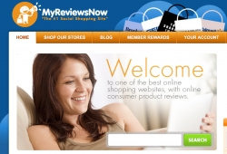 Social Shopping Site MyReviewsNow.net Promotes Affiliate Brookstone Special Sales on Select Products