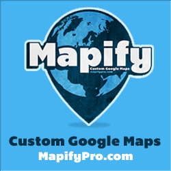 New MapifyPro Software Allows Full Customization of Google Maps