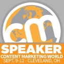Get SEO Tips and Discover Online Tools at Content Marketing World 2013