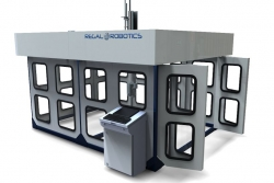 """Regal Robotics, """"There's a Robot in my Garage!,"""" 5-Axis CNC comes home"""