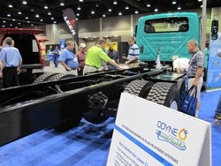 Odyne Systems, LLC Showcasing Hybrid Power Truck System Selected for Nationwide Deployment by the DOE at ICUEE 2013