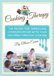 New Book Mixes Therapy and Cooking to Aid in Communications