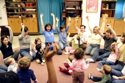 Acclaimed Music Together® Classes to be Offered in San Rafael and Novato