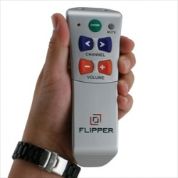 Flipper Big Button Universal Remote Launches in the United Kingdom and European Union