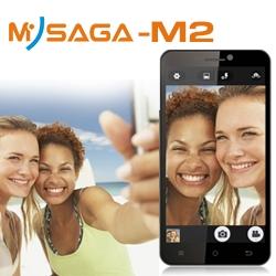 Funbookes Debuts MYSAGA M2, World's Latest Dual 13.0MP Rank Cameras Smartphone