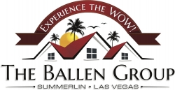 The Ballen Group of Keller Williams Realty Las Vegas Launches Summerlin Home Division