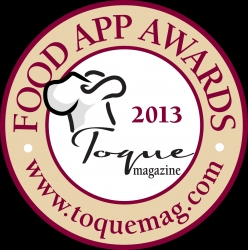 Toque 2013 Food App Awards Call for Entries: Honoring the Best in Food and Drink App Design