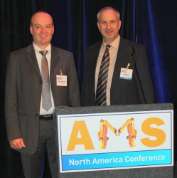 SuperiorControls Presents New Conveyance Technology at AMS NA 2013