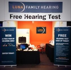 Luna Family Hearing at the Washington State Fair