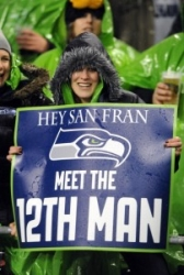 Seattle Seahawks 12th Man Fans Will Attempt Breaking a Guinness World Record for Loudest Crowd Roar – be Careful to Protect Your Hearing
