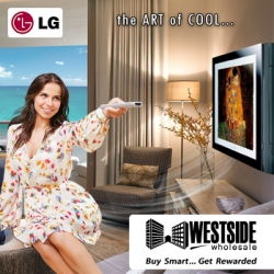 Westside Wholesale Now Offers LG Ductless Air Conditioning