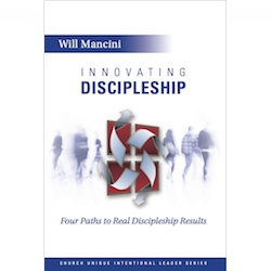 New Book Provides Powerful Tool for Church Leaders to Build Discipleship Plan