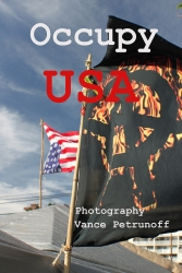 Occupy USA, a New iPad Photo Book from FotoEvidence