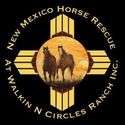 """New Mexico Nonprofit NM Horse Rescue at Walkin' in Circles Ranch Named as a Finalist in the 5th Annual Tom's of Maine """"50 States for Good""""™ Program"""