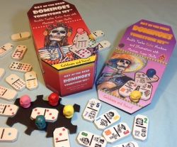 New and Unique Day of the Dead Dominoes™ Game Sets