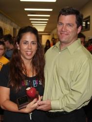 Taylor Morrison Honors Gilbert Educator as September