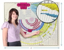 Amazing Bible Timeline Highlights Math Supports Creationism