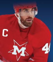 Mylec Hockey Signs Detroit Red Wings Captain Hendrik Zetterberg to Multi-Year Endorsement