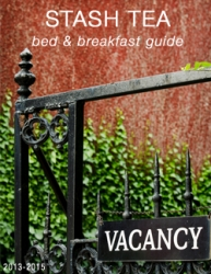 Stash Tea Offers a Bed & Breakfast Free Night Stay Promotion