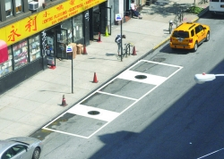 HEVO Power's High Tech Manhole Cover Charges Electric Vehicle Adoption